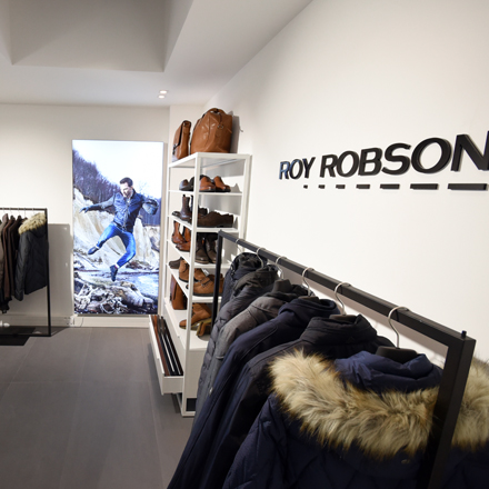 Roy Robson Showroom Paris