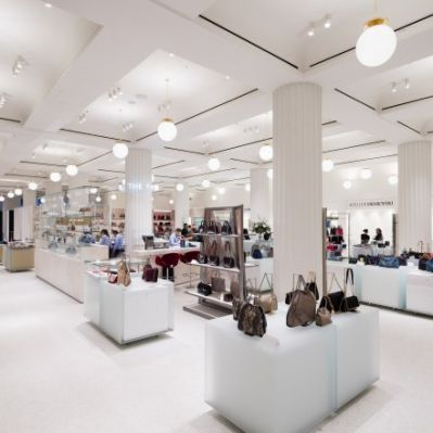 Selfridges neue Accessories Hall