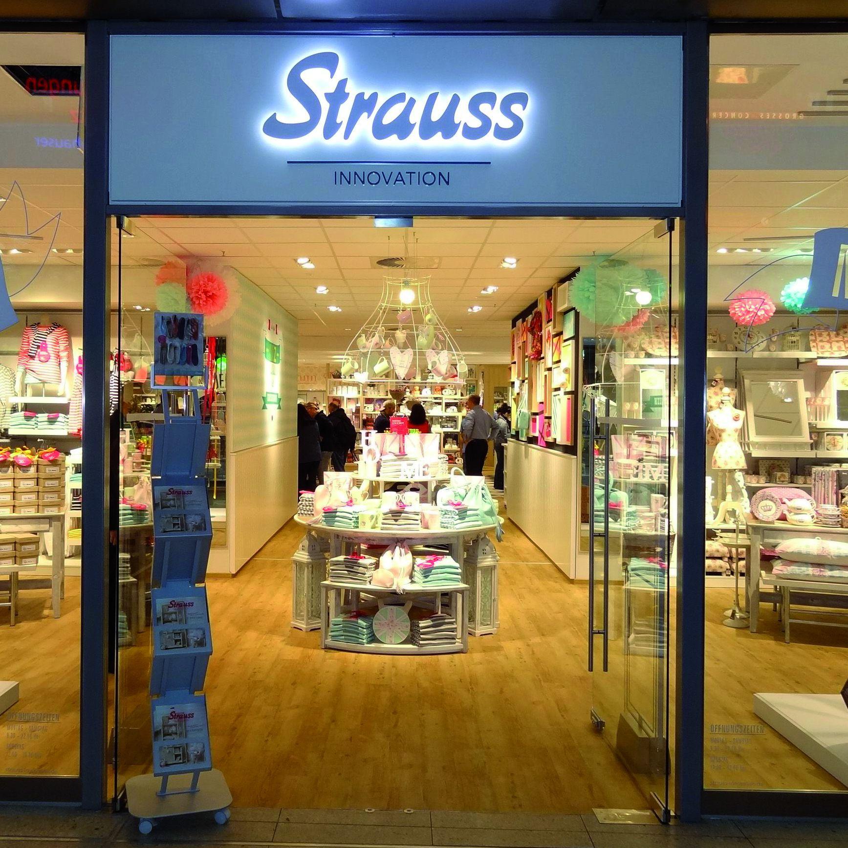 Unternehmen Strauss Innovation Ist Zahlungsunfähig