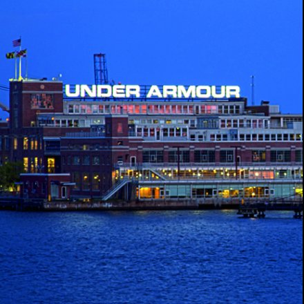 Das Headquarter von Under Armour