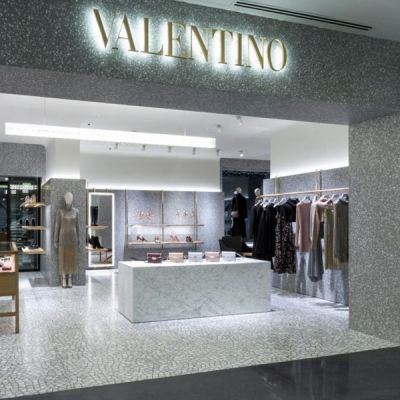 Valentino-Store in St. Petersburg