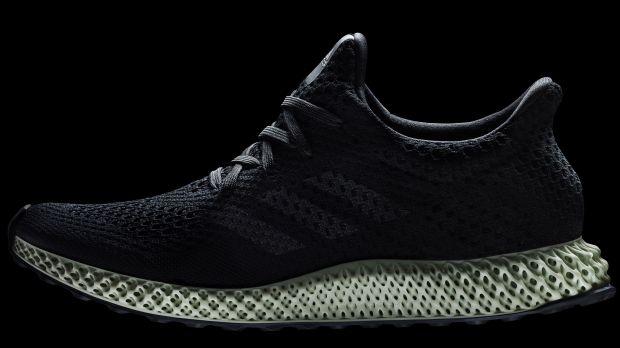 Unternehmen: Adidas: Performance Schuh aus Licht und Sauerstoff