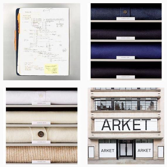 neue h m marke arket online shop startet vorab. Black Bedroom Furniture Sets. Home Design Ideas