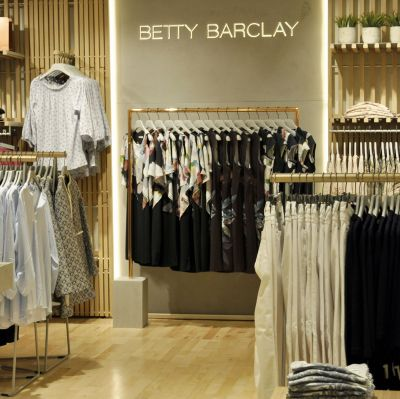 Betty Barclay-Shop bei Engelhorn in Mannheim