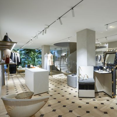 Pop up-Store von Dior in Paris