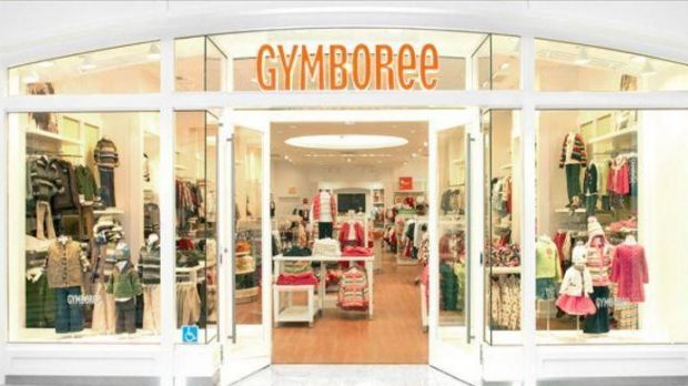 Die Gymboree Corporation betreibt 582 Gymboree-Stores in den USA (532), Kanada (49) und Puerto Rico (1).