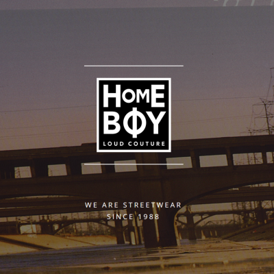 Homeboy-Website