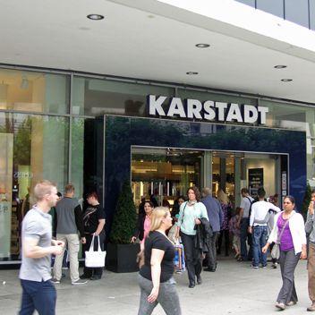 Karstadt Frankfurt Parken
