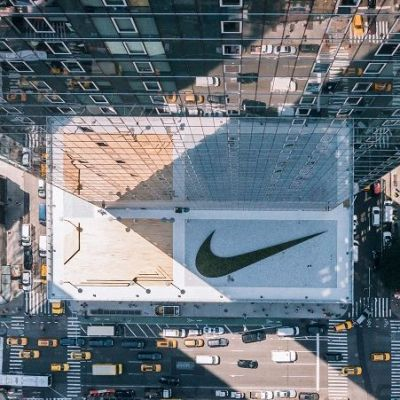 Nike's Headquarter in New York