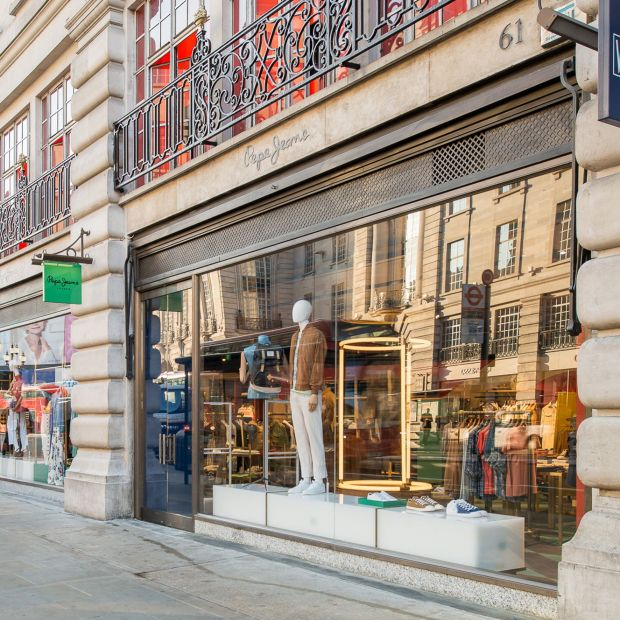 Pepe Jeans Flagship-Store Regent Street London