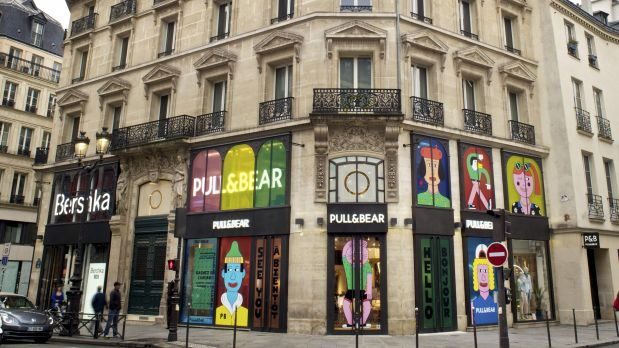 Pull & Bear-Flagship Store in Paris