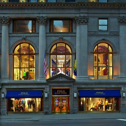 Ralph Lauren-Store in New York
