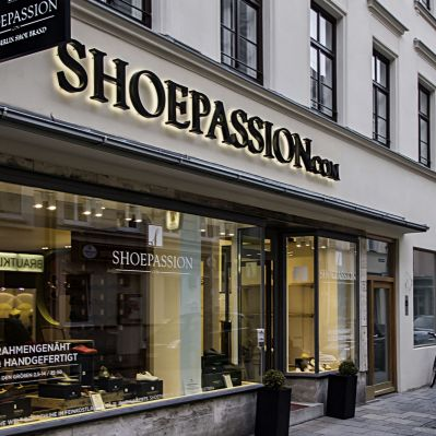 Shoepassion-Store in München