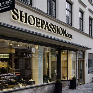 Shoepassion Store in München